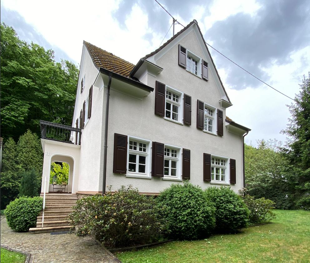 Erfolgreich abgeschlossene Landhausauflösung im Oberbergischen